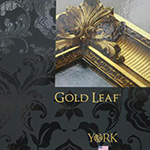 Каталог обоев Chesapeake Gold Leaf
