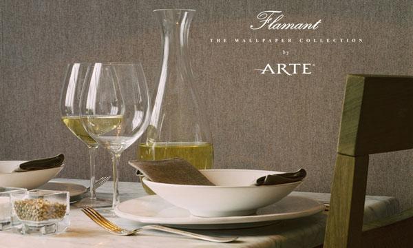 Обои Arte Flamant