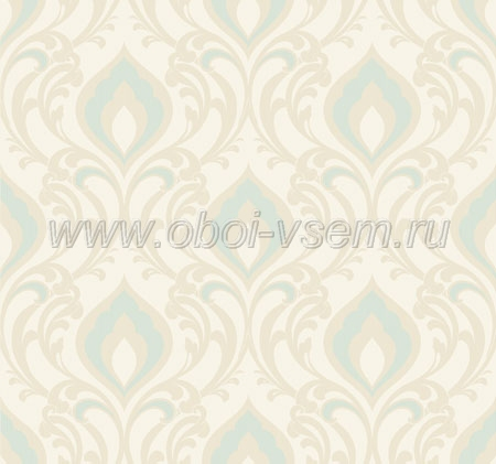 Обои  SO50502 Arabesque (Seabrook)