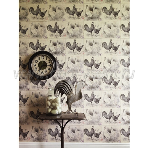 Обои  LW1457 Art House Wallpaper (Linwood)