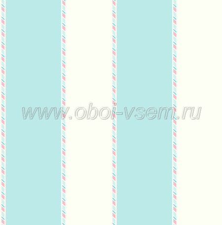 Обои  jb80302 The Jelly Beans (Pelican Prints)