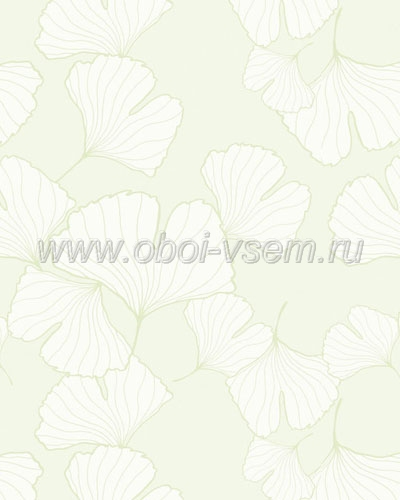 Обои  305001 Nordic Leaves (Tapet Cafe)