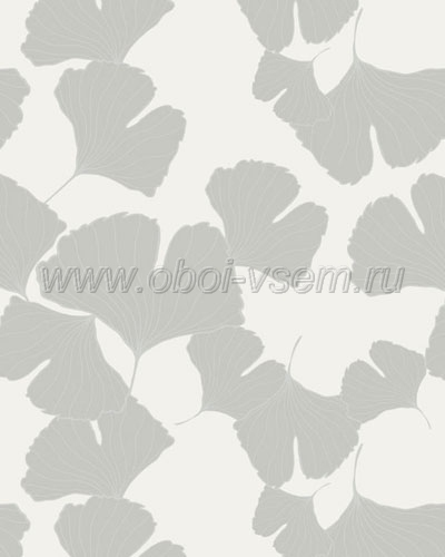 Обои  305003 Nordic Leaves (Tapet Cafe)