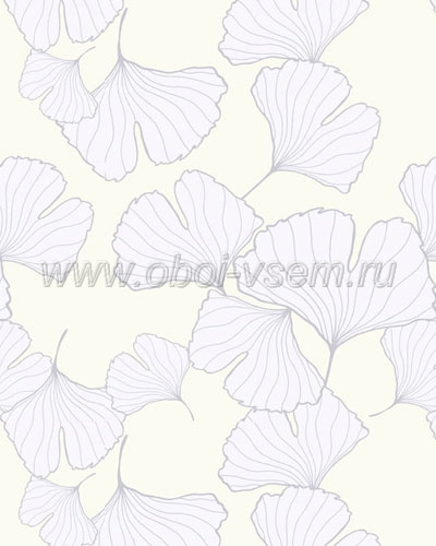 Обои  305005 Nordic Leaves (Tapet Cafe)