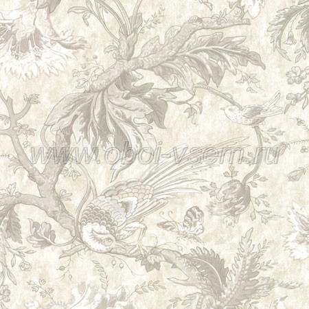 Обои  0282CWTALCU London Wallpapers III (Little Greene)