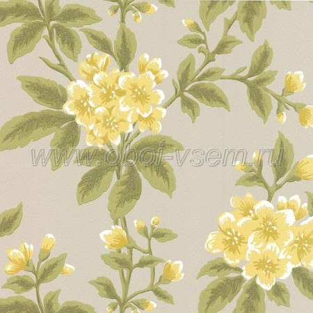 Обои  0282GRPRIMR London Wallpapers III (Little Greene)