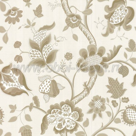 Обои  0282HGCHALI London Wallpapers III (Little Greene)