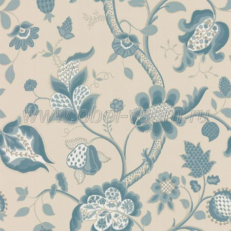 Обои  0282HGLAPIS London Wallpapers III (Little Greene)