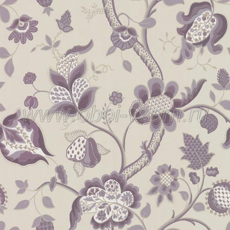 Обои  0282HGLAVEN London Wallpapers III (Little Greene)