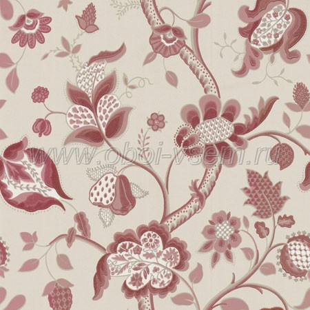 Обои  0282HGROUGE London Wallpapers III (Little Greene)