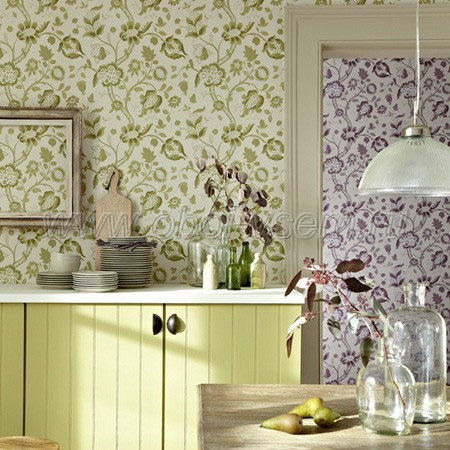 Обои  0282HGEDENZ London Wallpapers III (Little Greene)