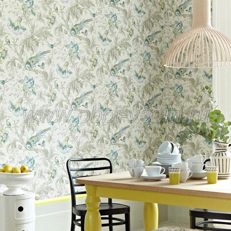 Обои  0282CWPARAD London Wallpapers III (Little Greene)