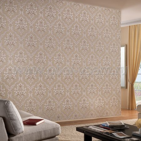 Обои  KT-8455-80792 Tempo D'oro (Epoca Wallcoverings)