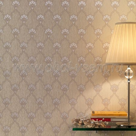 Обои  KT-8474-80021 Tempo D'oro (Epoca Wallcoverings)