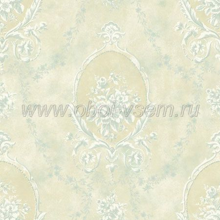 Обои  dl60004 English Elegance (Wallquest)