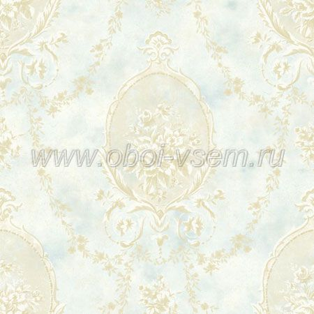 Обои  dl60008 English Elegance (Wallquest)