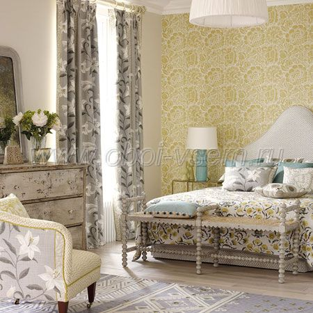 Обои  DSOH215429 Sojourn Wallpapers (Sanderson)