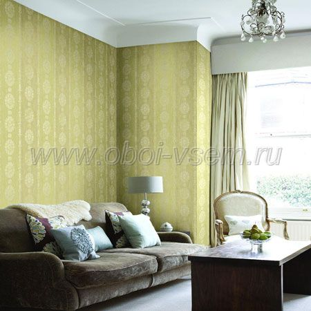 Обои  dl60205 English Elegance (Wallquest)