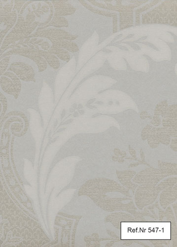 Обои  547-1 Оbsession (Atlas Wallcoverings)