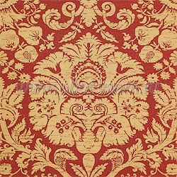 Обои  839-T-1727 Damask Resource vol.2 (Thibaut)