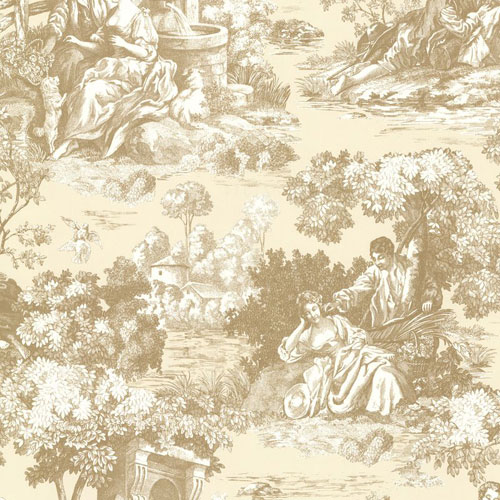 Обои  FD21514 Somerset House (Fresco Wallcoverings)