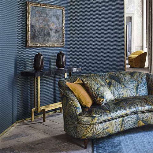 Обои  312815 The Muse (Zoffany)