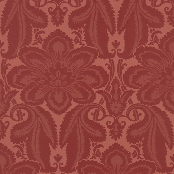 Обои  Albermarle St Flame London Wallpapers IV (Little Greene)