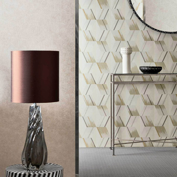 Обои  312896 Rhombi Wallcoverings (Zoffany)