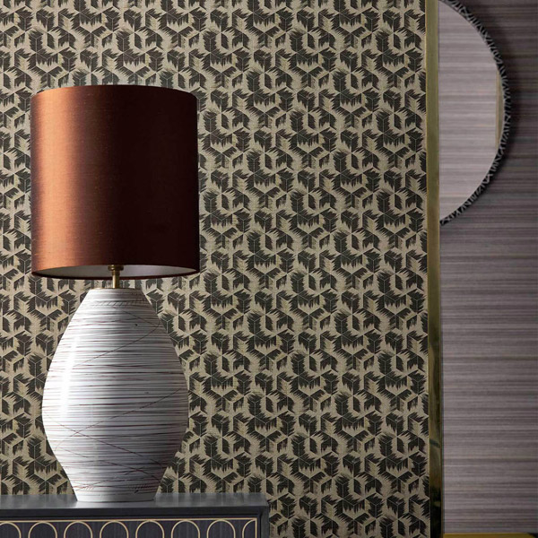 Обои  312892 Rhombi Wallcoverings (Zoffany)