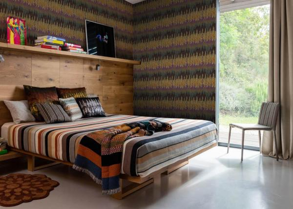 Обои  10210 Wallcoverings 03 (Missoni Home)