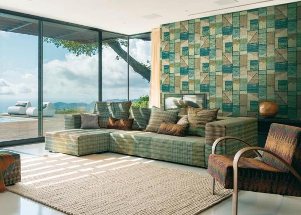 Обои  10243 Wallcoverings 03 (Missoni Home)