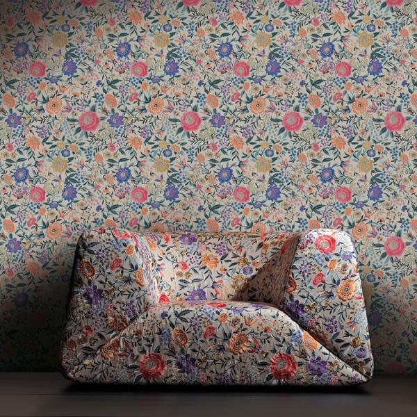 Обои  20015 Wallcoverings 01 (Missoni Home)