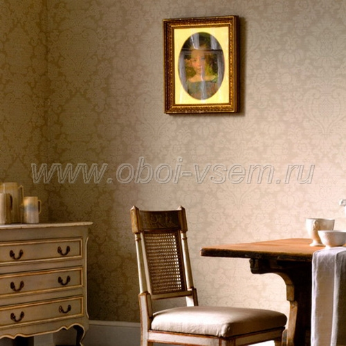 Обои  ZPAW02005 Papered Walls (Zoffany)