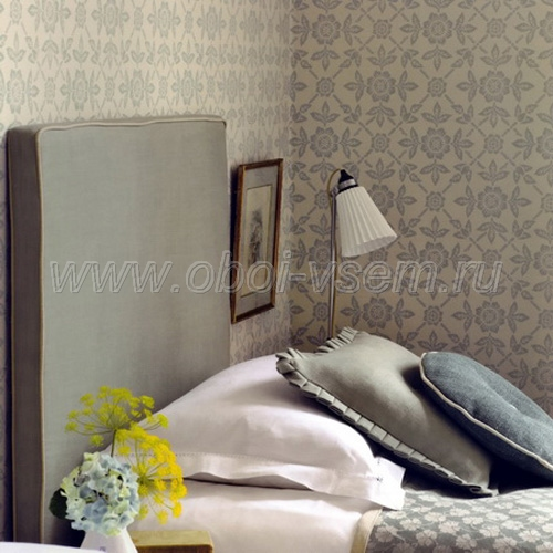 Обои  ZPAW01004 Papered Walls (Zoffany)