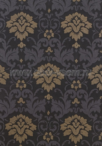 Обои  839-T-7604 Damask Resource vol.3 (Thibaut)