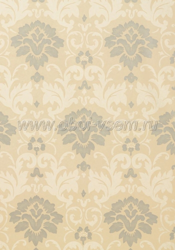 Обои  839-T-7605 Damask Resource vol.3 (Thibaut)