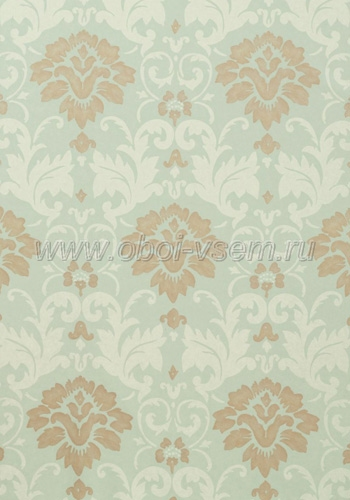 Обои  839-T-7606 Damask Resource vol.3 (Thibaut)