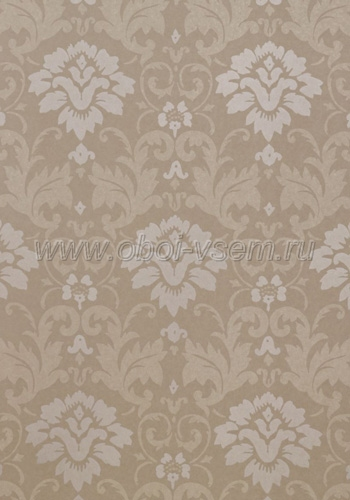 Обои  839-T-7607 Damask Resource vol.3 (Thibaut)