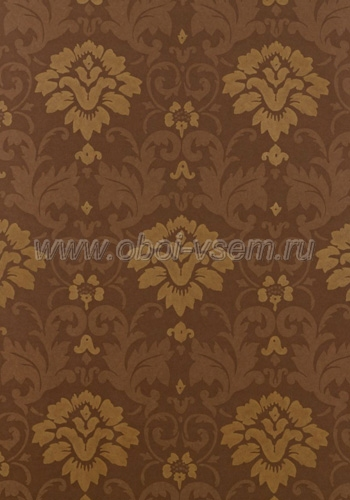 Обои  839-T-7608 Damask Resource vol.3 (Thibaut)