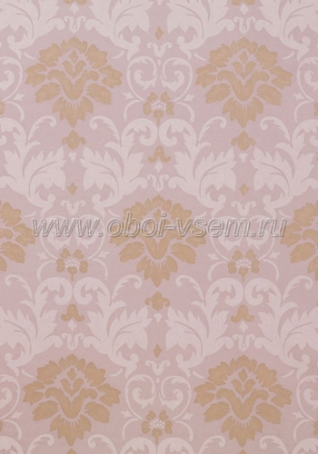 Обои  839-T-7610 Damask Resource vol.3 (Thibaut)