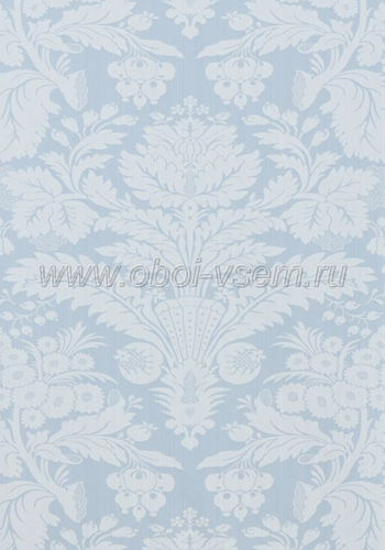 Обои  839-T-7612 Damask Resource vol.3 (Thibaut)