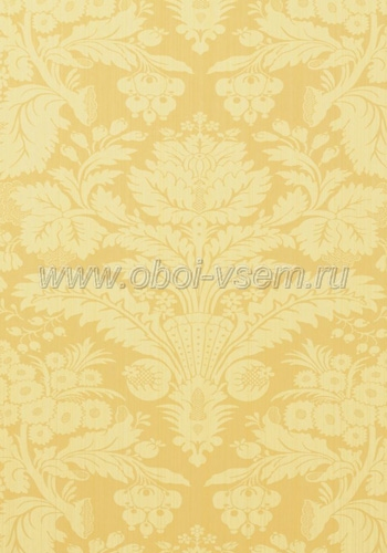 Обои  839-T-7613 Damask Resource vol.3 (Thibaut)