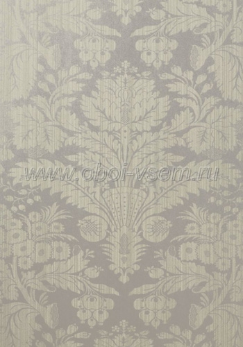 Обои  839-T-7614 Damask Resource vol.3 (Thibaut)