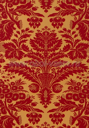 Обои  839-T-7616 Damask Resource vol.3 (Thibaut)