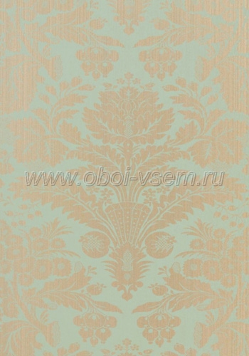Обои  839-T-7617 Damask Resource vol.3 (Thibaut)
