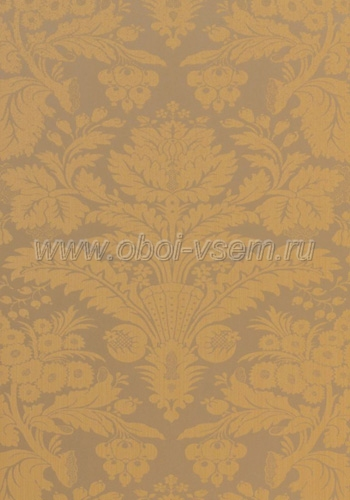 Обои  839-T-7618 Damask Resource vol.3 (Thibaut)