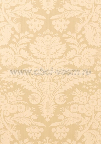 Обои  839-T-7619 Damask Resource vol.3 (Thibaut)