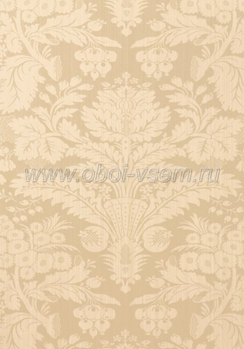 Обои  839-T-7620 Damask Resource vol.3 (Thibaut)