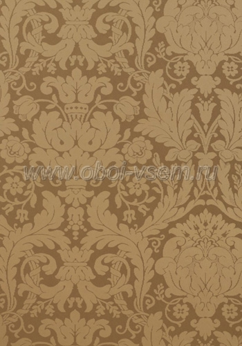 Обои  839-T-7622 Damask Resource vol.3 (Thibaut)