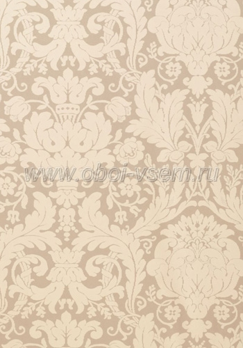 Обои  839-T-7623 Damask Resource vol.3 (Thibaut)